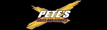 Pete's Sales & Service