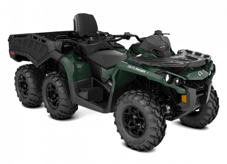 2021 Can-Am OUTLANDER MAX 6X6 DPS 650