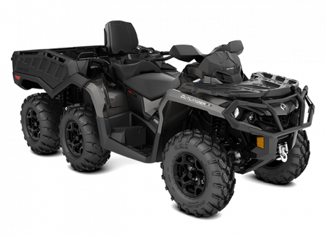 2021 Can-Am OUTLANDER MAX 6X6 XT 1000