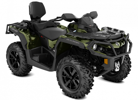 2021 Can-Am OUTLANDER MAX XT