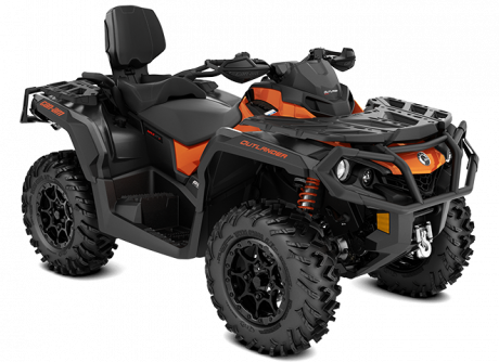 2021 Can-Am OUTLANDER MAX XT-P