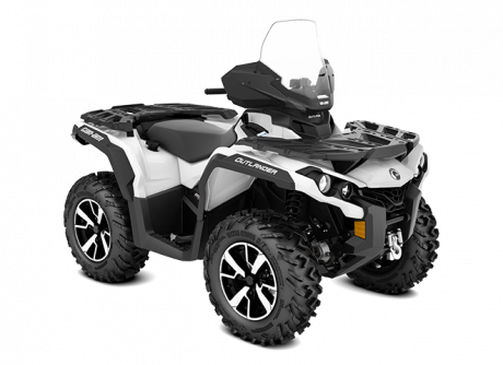 2021 Can-Am OUTLANDER NORTH EDITION