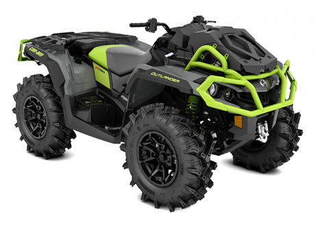 2021 Can-Am OUTLANDER X MR 1000R
