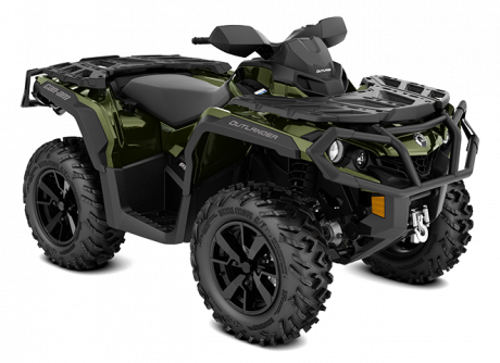 2021 Can-Am OUTLANDER XT