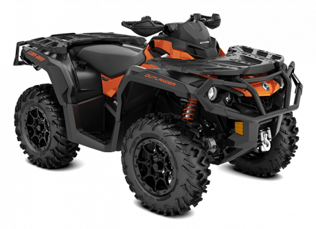 2021 Can-Am OUTLANDER XT-P
