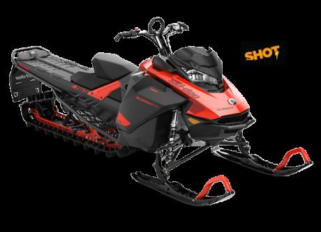 2021 Ski-Doo SUMMIT SP ROTAX 850 E-TEC