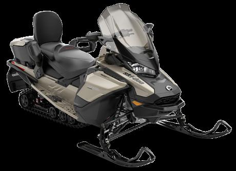 2022 Ski-Doo Grand Touring Limited