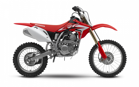 2021 Honda CRF150R EXPERT Extreme Red