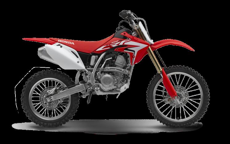 2021 Honda CRF150R EXPERT Extreme Red