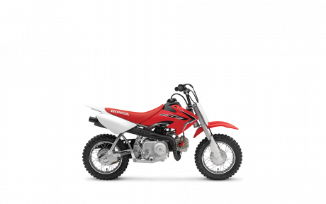 2021 Honda CRF50F Extreme Red