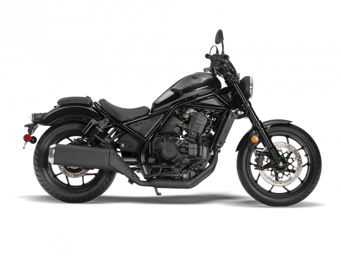 2021 Honda REBEL 1100 Gunmetal Black Metallic