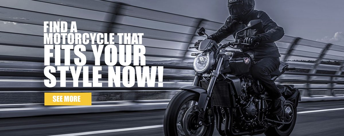 New Honda Motorcycles