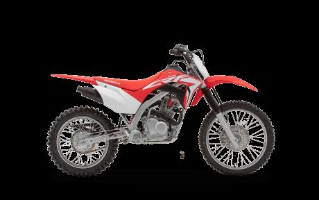 2021 Honda CRF125FB Extreme Red