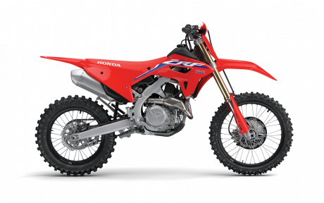 2021 Honda CRF450RX Extreme Red