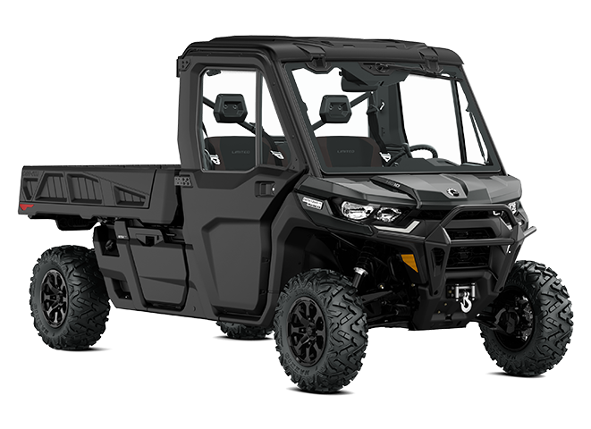 2022 Can-Am DEFENDER PRO LIMITED STONE-GRAY