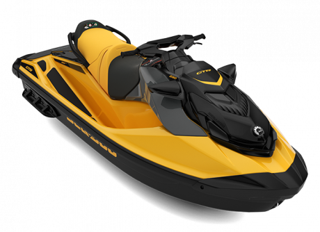 2022 Sea-Doo GTR 230 millennium-yellow