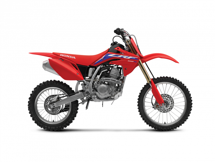 2022 Honda CRF150R EXPERT Extreme Red