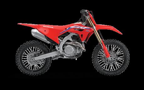 2022 Honda Dirt bikes CRF450R Extreme Red