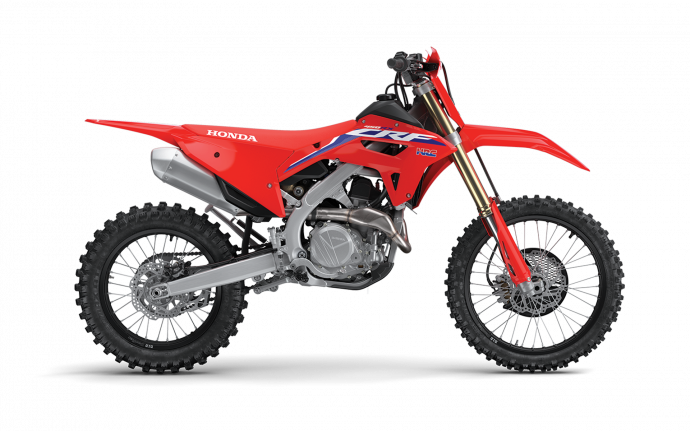 2022 Honda CRF450RX Extreme Red