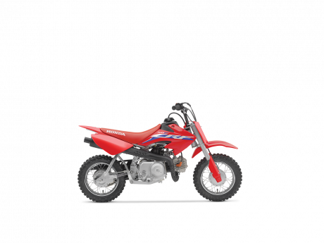 2022 Honda CRF50F Extreme Red