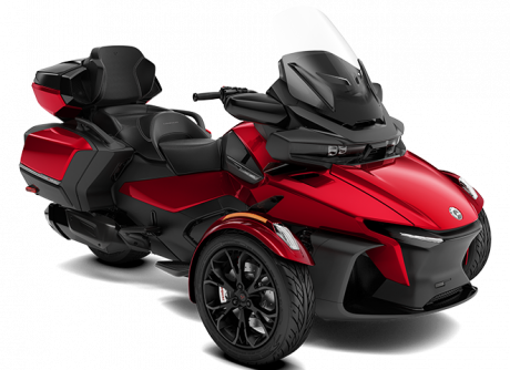 2022 Can-Am SPYDER RT LIMITED